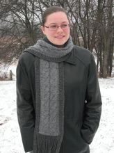 Illusion Scarf Pattern