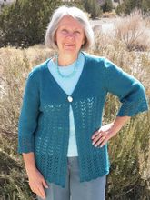 Laurel Lace Cardigan Pattern Pattern