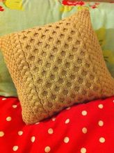 Inishmore Cushion Pattern Pattern