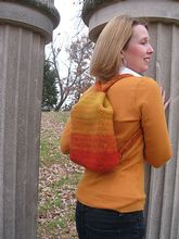 Knockabout Crochet Backpack Pattern Pattern