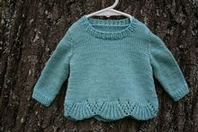 Willa Sweater Pattern Pattern