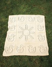 Ducklings in the Sunshine Blanket Pattern Pattern