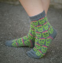 The Socking Dead Pattern Pattern