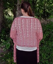 Billow Lace Wrap Pattern Pattern