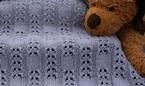 Cuddle Baby Blanket Pattern