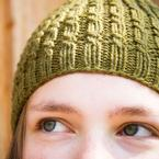 Cascades Cabled Beanie Pattern