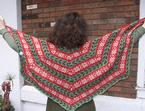 Deck The Halls Shawl Pattern