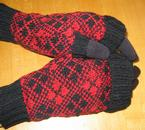Argylish: The Mitts Pattern
