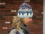 Snow Squall Hat Pattern