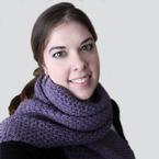 Triple Panelled Crochet Scarf Pattern