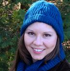 Fairly Kate Reversible Bubble Cable Hat Pattern
