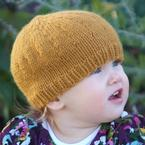 Baby Beret Pattern