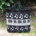 Musica: The Felted Bag Pattern