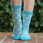 Yoshino Socks Pattern