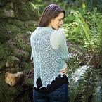 Moth Wings Shawl Pattern