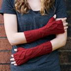 Barlow Mitts Pattern