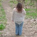 Fleeting Crochet Shawl Pattern