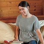 Romantic Interlude Crochet Pullover Pattern Pattern