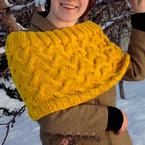 Oquirrh Mountain Shrug Pattern
