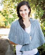 River Trails Crochet Shawl Pattern