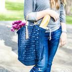 French Market Crochet Tote Pattern