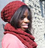 Metro Tuque and Cowl Set Pattern