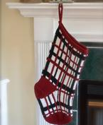 Madras Plaid Stocking Pattern