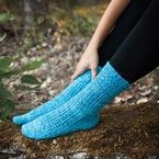 The Gates of Avalon Socks Pattern
