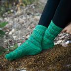 Fortunate Isle Socks Pattern