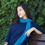 Autumn Scarf Pattern