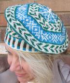 Deck the Halls 2014 Tam, Hat & Cap Pattern