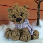 Biggo Bear Cub Pattern