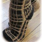 Edge of Night Socks Pattern