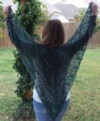 Flyspeck Lace Shawl Pattern