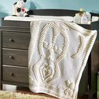 Sleepy Owl Blanket Pattern