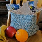 Mini Market Bag Pattern