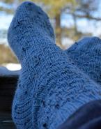 Louis(e) Socks Pattern