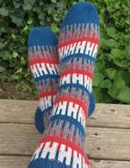 Hallux Socks Pattern