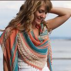 Beachcomber Shawl Pattern Pattern