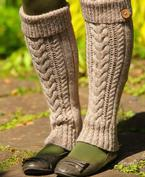 Earth Mama Leg Warmers Pattern