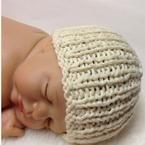 Organic Cotton Heirloom Baby Hat Pattern