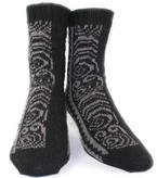 Maori Tattoo Socks Pattern