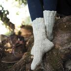 Cabin Socks Pattern