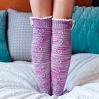 Young at Heart Socks Pattern