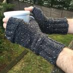 Dave's Manly Mitts Pattern
