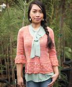 Sharee Cardigan Pattern