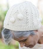 Winter Cherry Hat Pattern Pattern