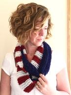 Freedom Cowl Pattern