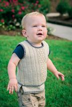 Little Brunswick Vest Pattern