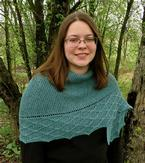Entwined Shawl Pattern